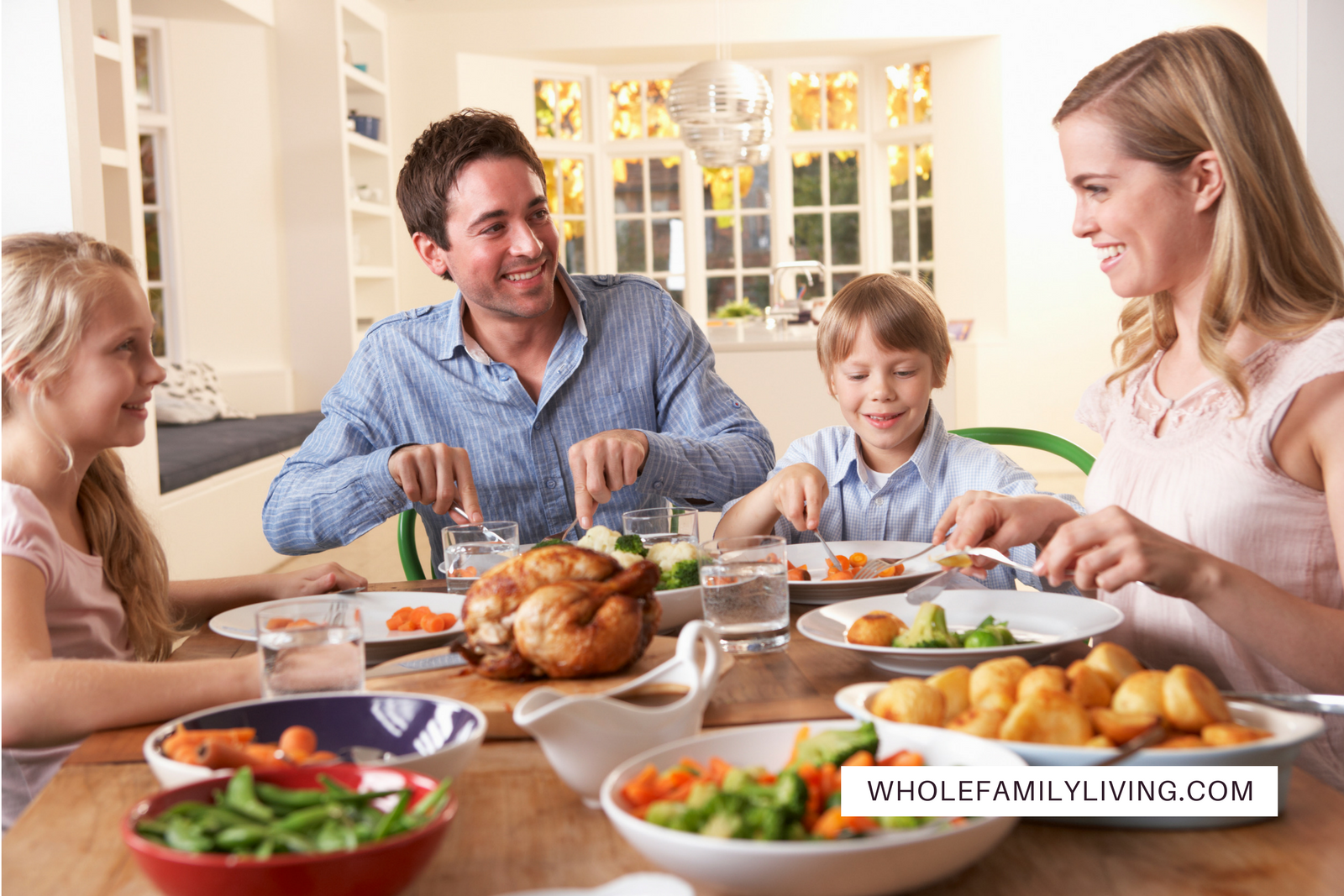 Simple Ways to Develop Healthy Eating Habits | Whole Family Living