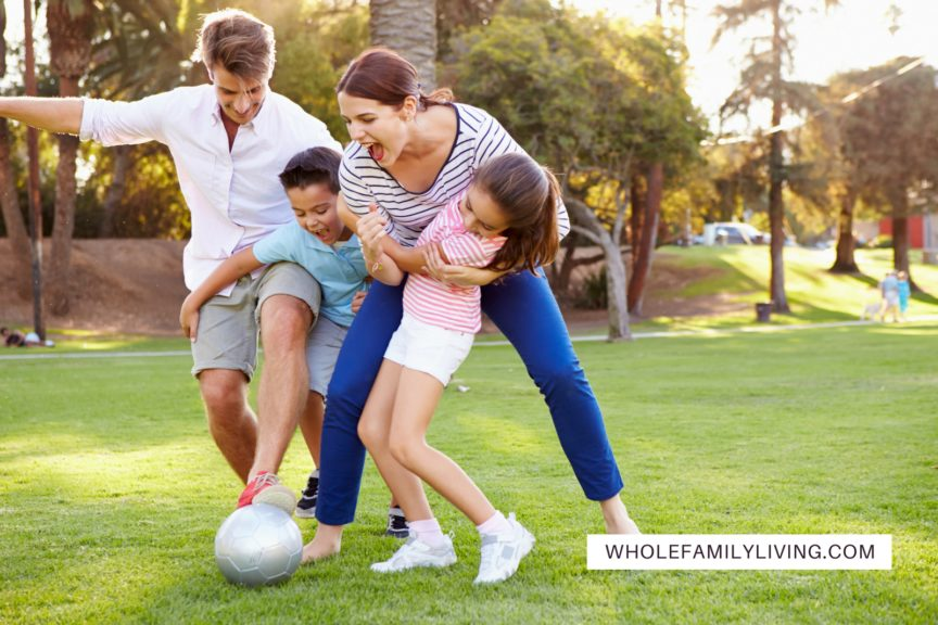 Tips for Busy Families to Stay Active During the Busy Holiday Season