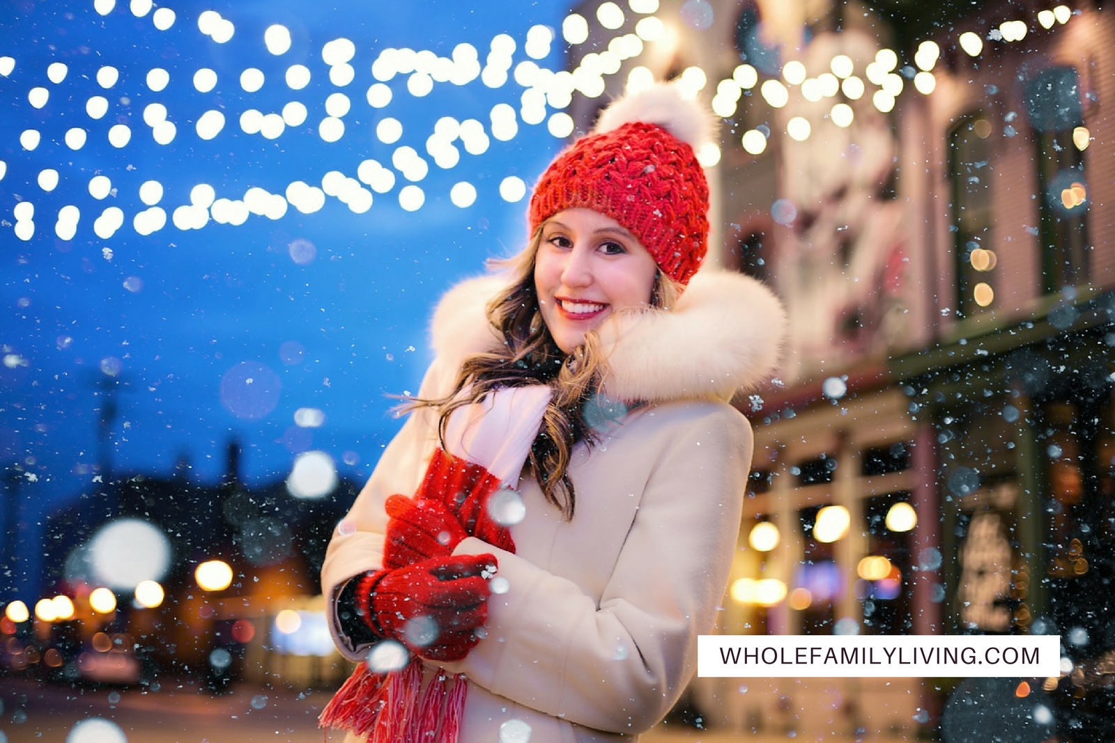 12 Ways to De-stress During the Holidays | Whole Family Living