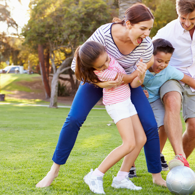 Tips for Families to Stay Active During the Busy Holiday Season