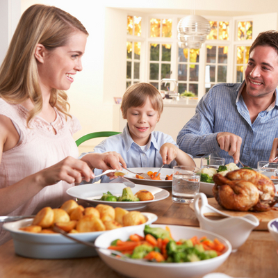 5 Simple Tips to Plan Healthy Family Meals