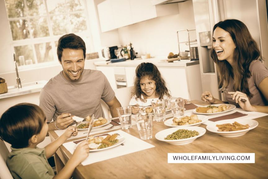 5 Simple Tips to Plan Healthy Meals for the Family | Whole Family Living