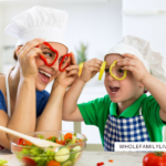 My Plate: Healthy Eating for Kids and Families