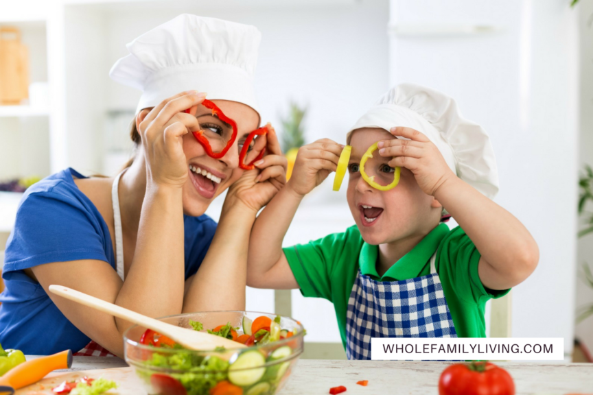 My Plate: Healthy Eating for Busy Families Made Easy | Whole Family Living