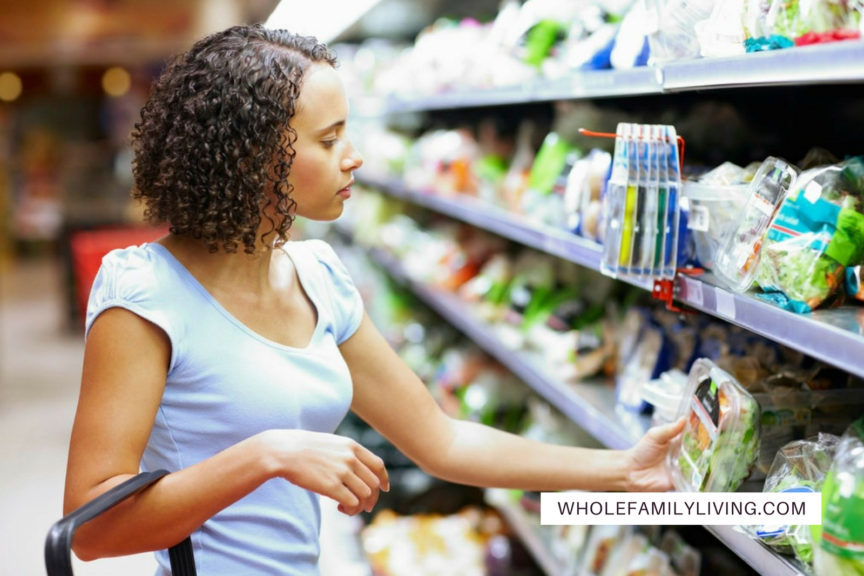 Smart Grocery Shopping During the Holidays | Whole Family Living