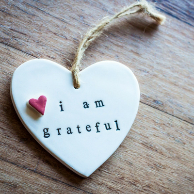 Gratitude is a Key Ingredient for Good Health
