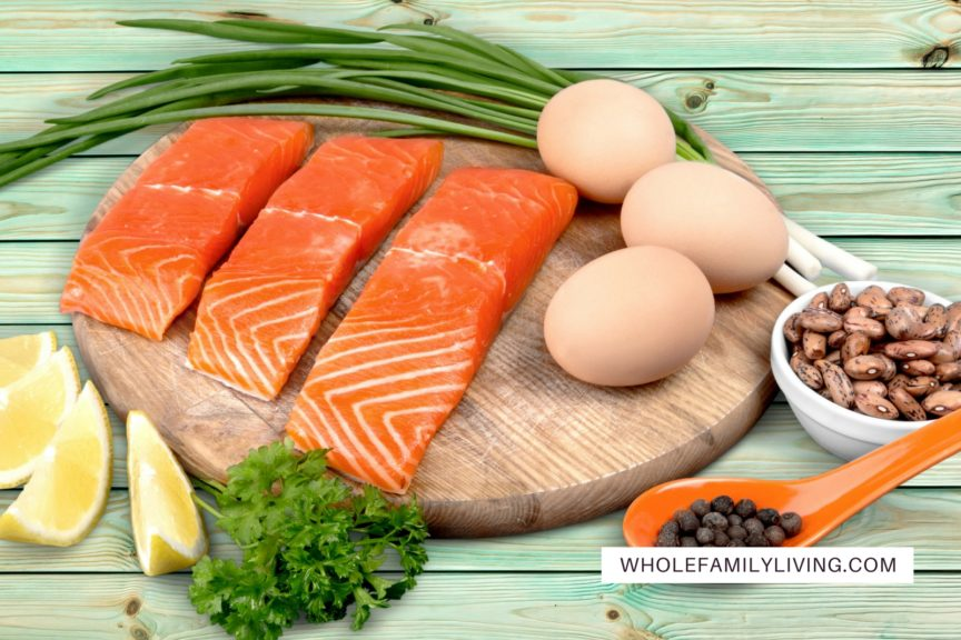 Add Omega-3 Foods to Your Diet to Boost Health   Whole Family Living