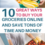 Groceries being delivered. Buy Healthy Groceries Online and Save Tons of Time and Money - Whole Family Living