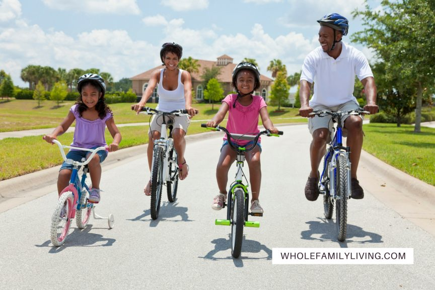 Best Outdoor Activities for the Whole Family | Whole Family Living