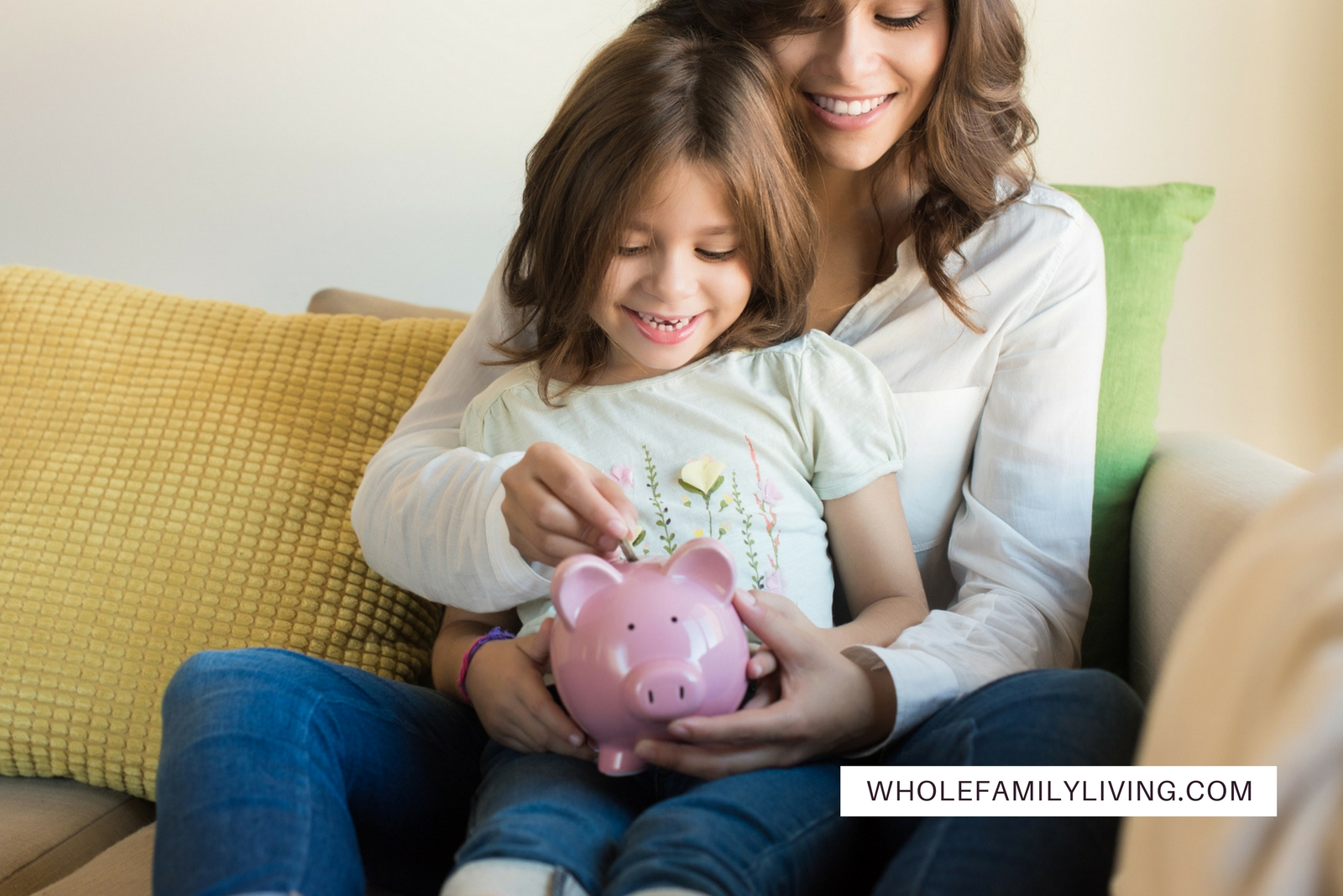 7 Steps to Improve Your Family's Financial Well-being – April