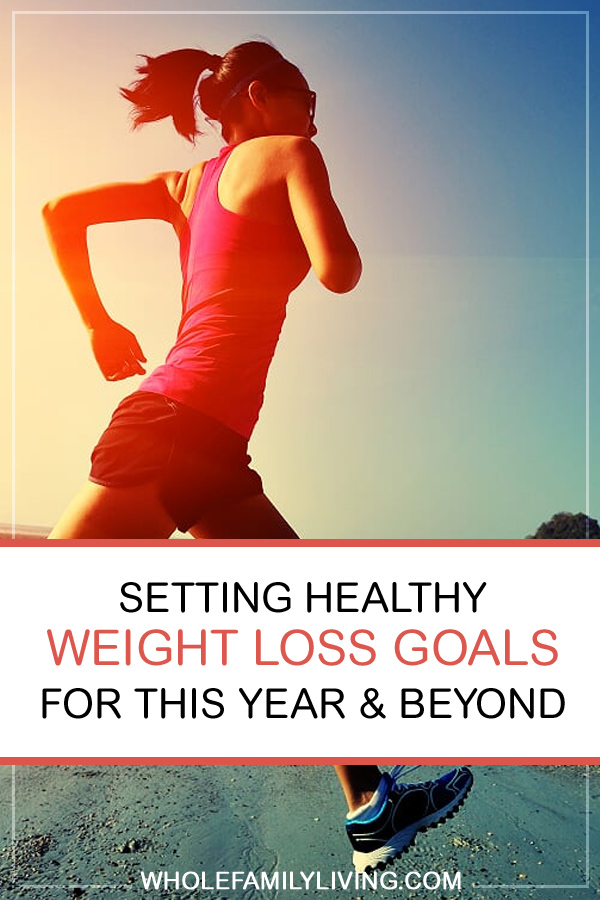 Setting healthy weight loss goals is a common resolution, but the problem is lack of follow-through. Learn how to set smarter goals this year to reach your healthy weight loss goal. #healthyweightloss #healthyhabits #newyearsresolutions #smartgoals #loseweight #womenshealth
