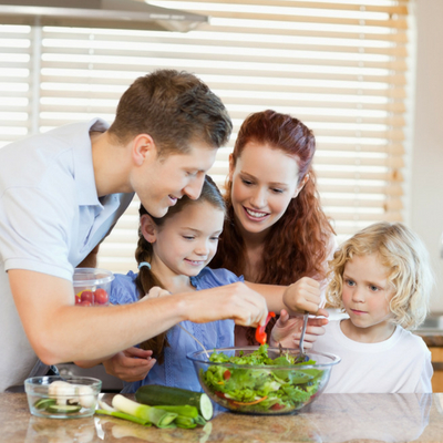 How to Encourage Your Kids to Develop Healthy Eating Habits for Life