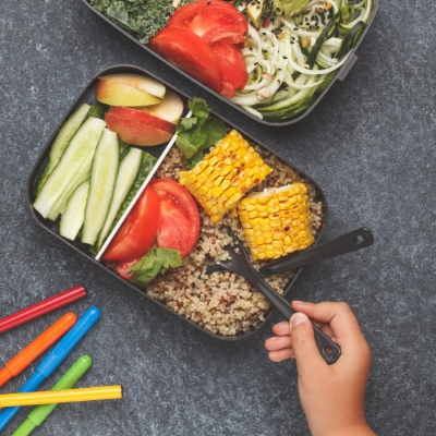 Smart and Healthy Meal Prep Tips for Busy Families