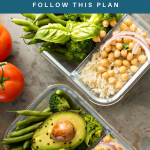 Food in meal prep containers. How to Start Meal Prepping - The Easy Beginner's Guide - Whole Family Living