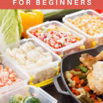 Meal prep containers. How to Start Meal Prepping - The Easy Beginner's Guide - Whole Family Living