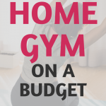 Affordable home gym equipment. Set up a workout space at home on a budget.