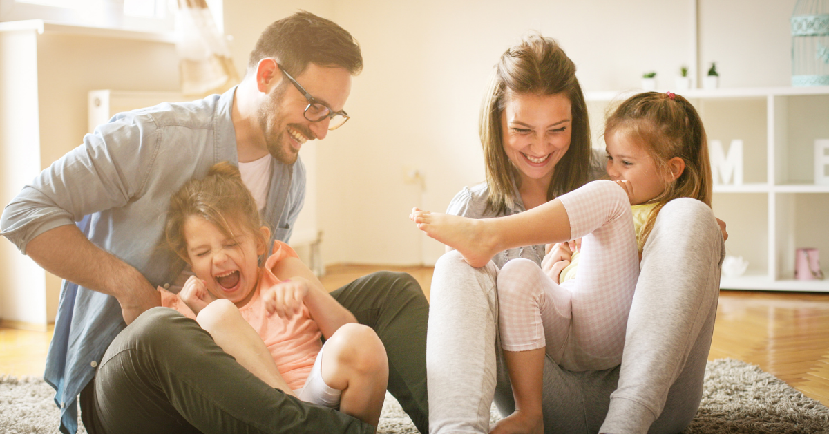 family having fun. Healthy Family Habits to Start Practicing Now - Whole Family Living