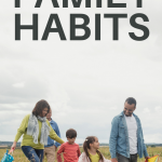 Happy multi-generational family walking outdoors. Healthy Family Habits to Start Practicing Now - Whole Family Living